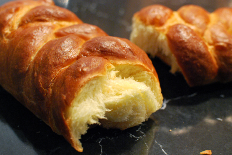 "How to get Challah to be more ""stringy""? : AskCulinary"