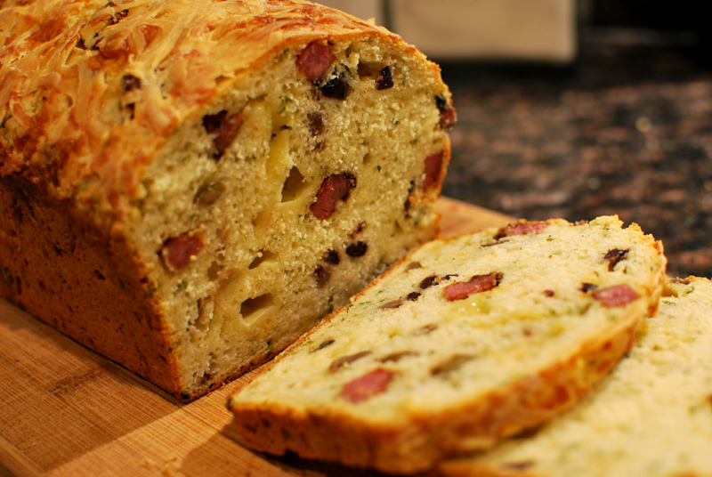 cheese bread olive cheese bread olive bacon and cheese bread olive ...