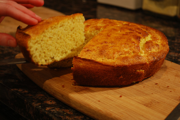 northern cornbread