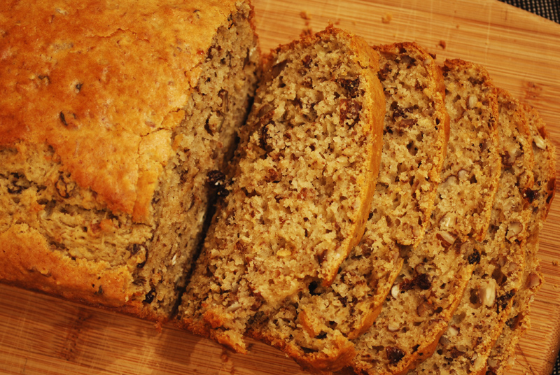 pecan-currant-bread