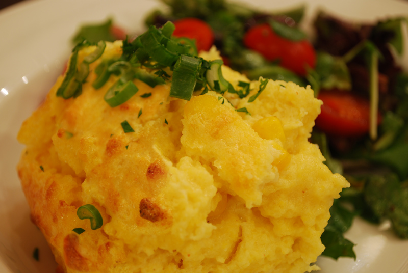 spoonbread-and-salad